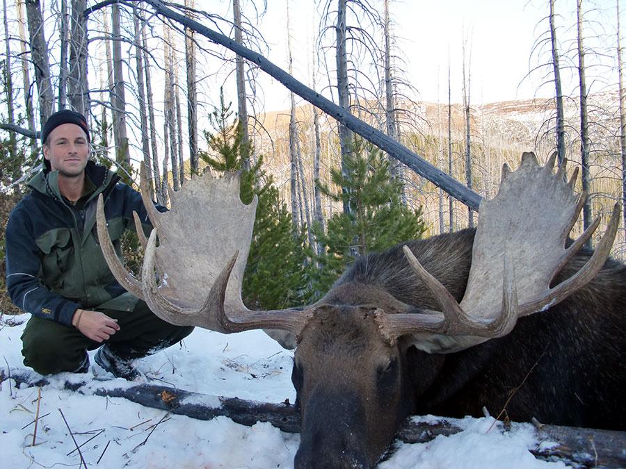 Jakt i British Columbia