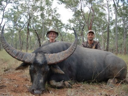 Australia Water Buffalo Hunt