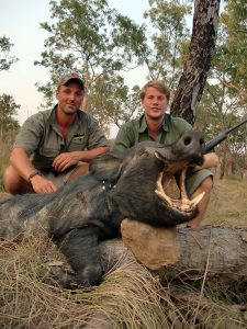 Australia Wild Boar