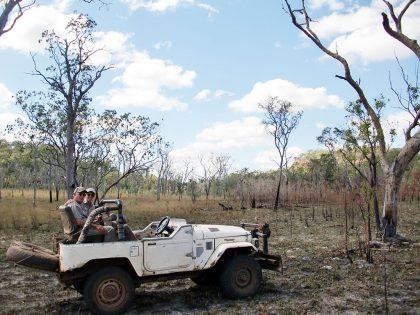 Hunting in Australia