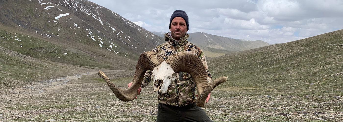 Worldwide Hunts with JR Hunting