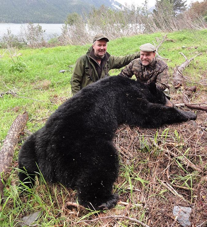 Jakt i Alaska