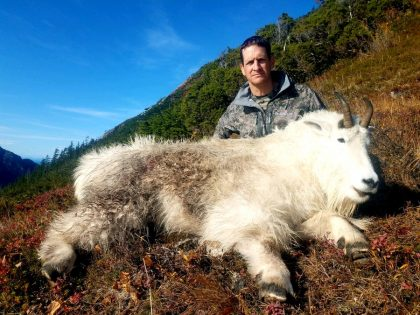Mountain Goat Hunt Alaska