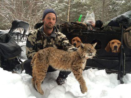 Hunt in British Columbia