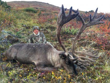 Hunt BC Caribou