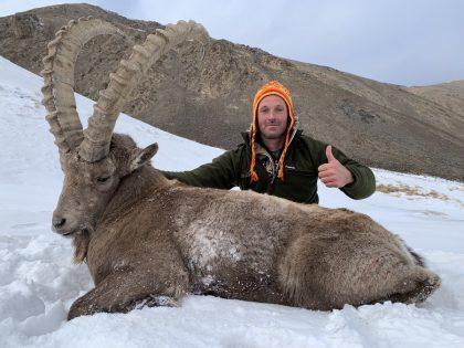 Ibex Hunting Kyrgyzstan