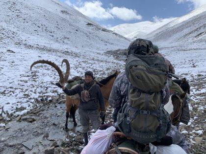 Kyrgyzstan Ibex Hunting