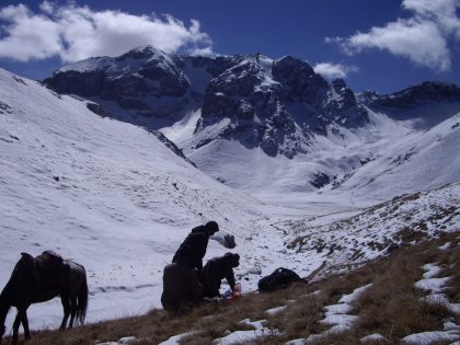 Kyrgyzstan Mountain Hunting