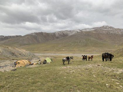 Hunt Kyrgyzstan