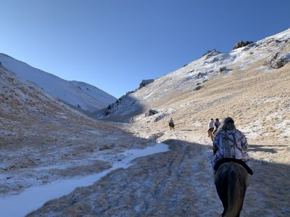 Kyrgyzstan Mountain Hunts