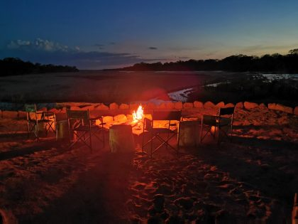 Mozambique Camp
