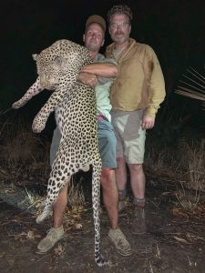 Mozambique Leopard Hunt