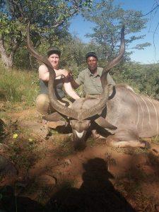 Namibia Kudu Hunting