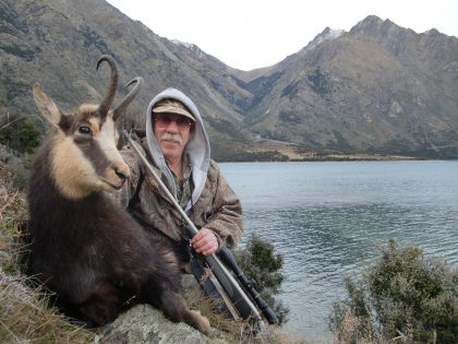 New Zealand Chamois Hunting