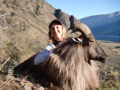 New Zealand Tahr Hunting