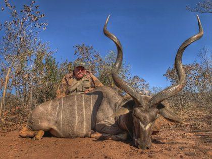 South Africa Kudu