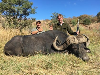South Africa Buffalo Hunting