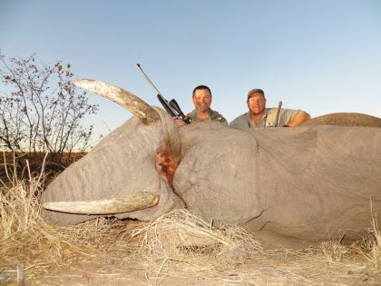 South Africa Elephant Hunting