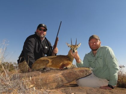 South Africa Hunting