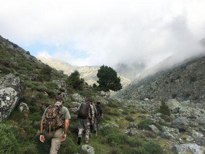 Hunting in Spain