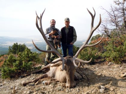 Turkey Deer Hunting