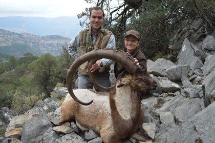 Ibex Hunting in Turkey