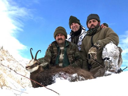 Turkey Chamois Hunting