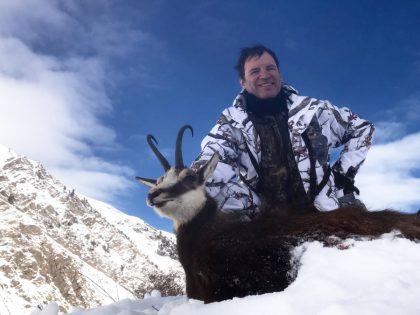 Turkey Chamois Hunting