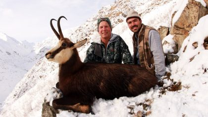 Turkey Chamois
