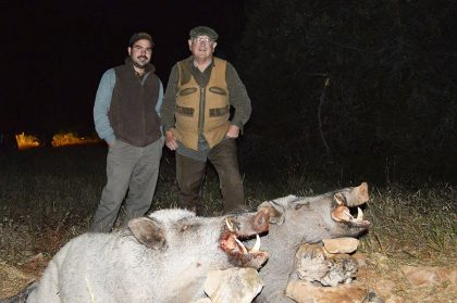 Hunting in Turkey