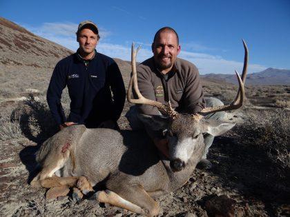 USA Mule Deer Hunting