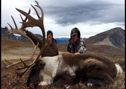 Caribou Hunting in the Yukon