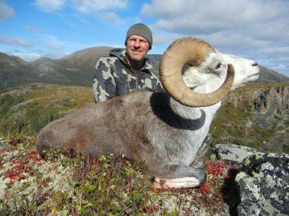 Stone Sheep Hunting in the Yukon