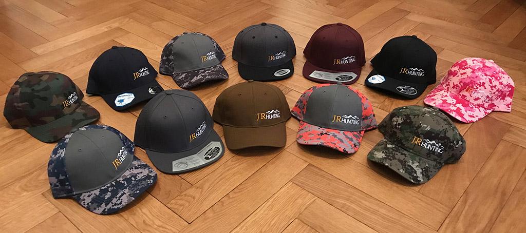 JR Hunting Hats